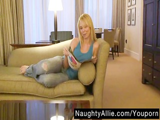 just me, julie, and a video camera – lesbian pov