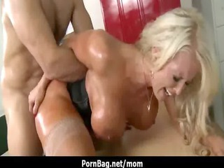 mommy got scones - sexy milf getting drilled hard