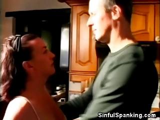 spanked older honey