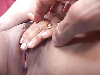 hot mamma takes pecker in her worthwhile cunt