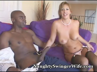 slutty wife supplicates for new schlong