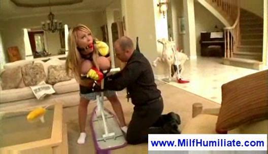 bound up mother i receives spanked
