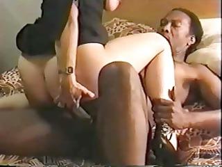 swinger wife floozy with her big black