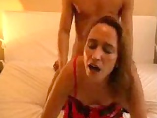 wife masturbates and gets screwed