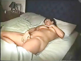 naked in sofa