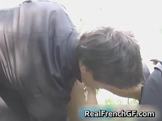 lewd french nun screwed outside porno part11