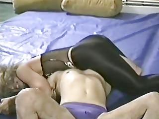 rock hard woman submit weak guy