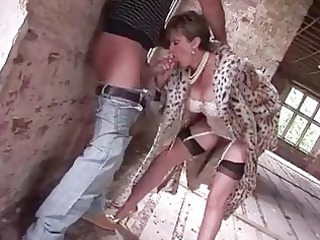 older british femdom fellatio fuck