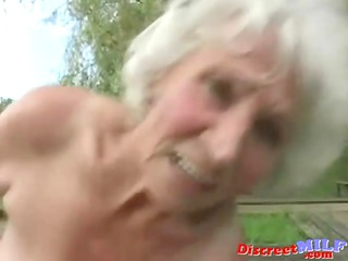 older granny acquire screwed by young dude