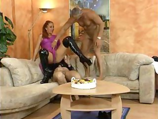 german redhead d like to fuck is in a way and