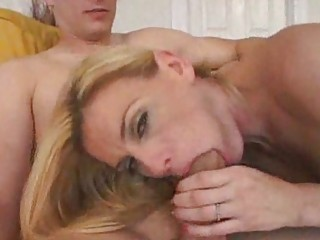 hubby watches wife fuck youthful stud