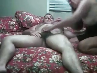 chubby mama ride a jock and engulf his cream