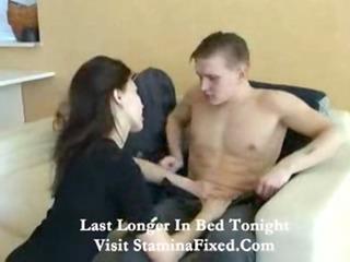 youthful boy fucking a mature wife