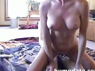 wife toying her pussy during the time that she is