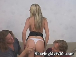 dynamite wifey shared with super cock
