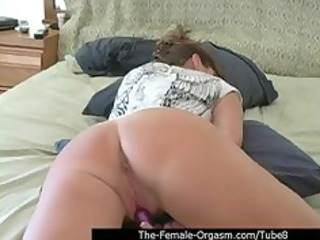 horny mother i has cookie popping orgasms