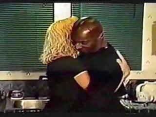 wife with spouse dark ebon cumshots ebony gulp