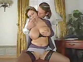 large tite sexy mamma has sex with lad