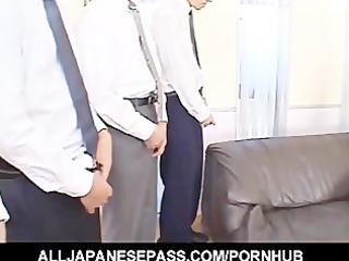 jun kusanagi and the lustful bosses from work