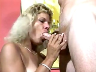 tanned golden-haired mother id like to fuck wench