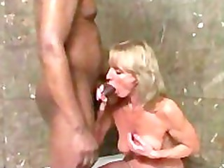 golden-haired older anal with rasta fellow