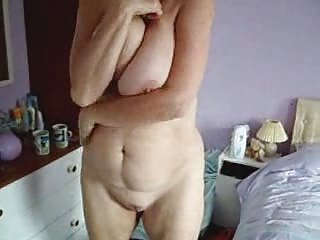 my breasty mom fully nude selftape. stolen clip