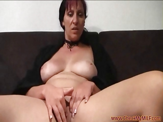 solo d like to fuck from checkmymilf.com rubbing