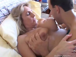 marvelous breasty mature babe boned and blasted
