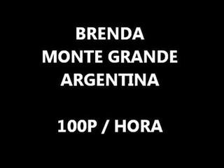 argentina blonde prostitute brenda monte grande