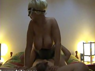 slutty hottie with large tits gets screwed