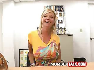 hot mother i interview and stripping