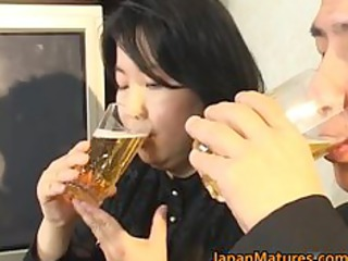 japanese older chick has hot sex part2