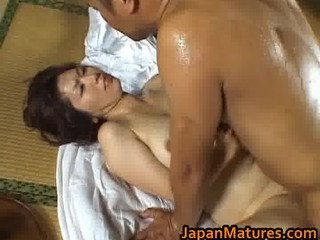 shouda oriental aged babe receives it doggy part3