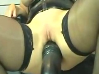 perverted leather mother i marian rides giant
