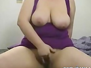 breasty big beautiful woman mom lora riding