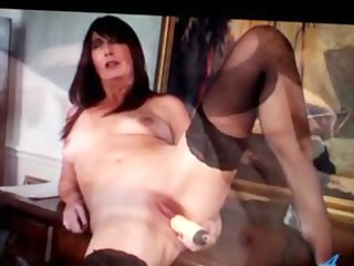 older quivering orgasm