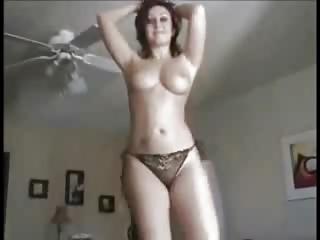 hot milf dancing