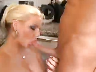 mommy fucks daughters bf in the kittchen