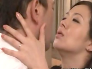 older oriental d like to fuck giving a kiss with