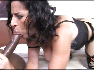 sexy cougar mama melissa monet used by big dark