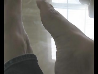 foot fetish with charming mother id like to fuck