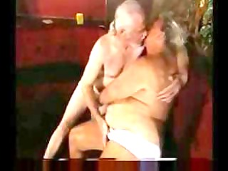 grannies and grandpas are in a swingers party