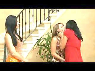 lesbo older mother younger beauty
