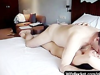 interracial pair hotel sex