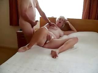 my grandparents having fun. stolen episode