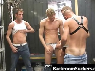 so many homosexual hotties, so many dicks to head
