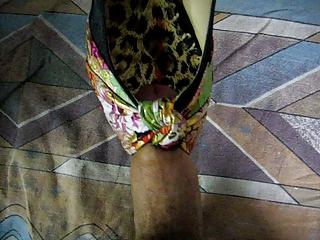 cum on wifes new heels