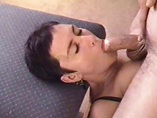 milf brunettes playing with dildos