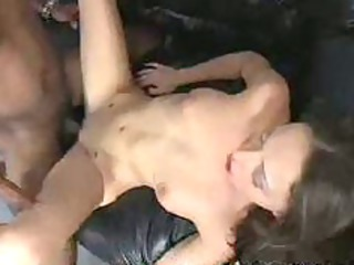 interracial hardcore fucking with a slutty mamma