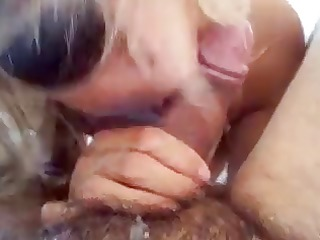 sexy golden-haired d like to fuck sucks large